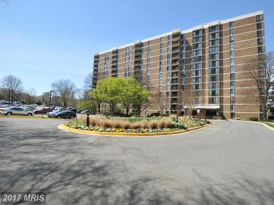 Falls Church Condo For Sale: 2300 Pimmit Drive #1012