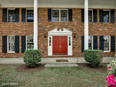 Lorton Single Family Home For Sale: 5800 Oak Grove Street