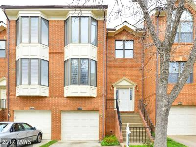 Mclean Townhouse For Sale: 1494 Hampton Hill Circle