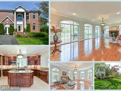 Falls Church Single Family Home For Sale: 7632 Shreve Road