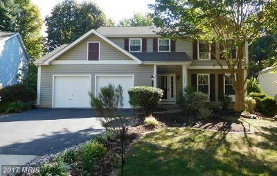 Herndon Single Family Home For Sale: 1433 Flynn Court