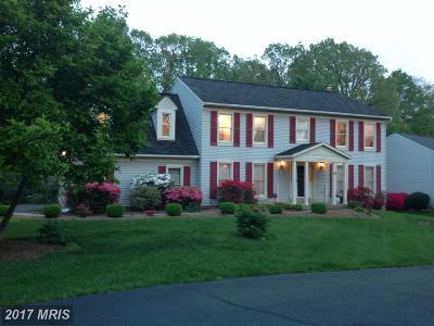 Fairfax Single Family Home For Sale: 13201 Ashvale Drive
