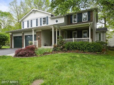 Fairfax Single Family Home For Sale: 3611 Elderberry Place