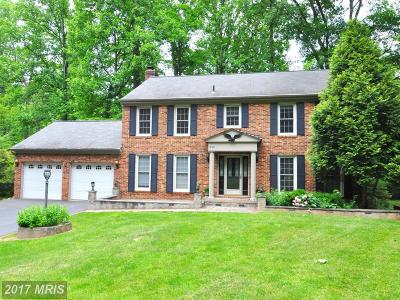 Fairfax Station VA Single Family Home For Sale: $649,900