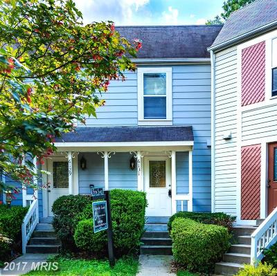 Alexandria Townhouse For Sale: 6131 Liverpool Lane
