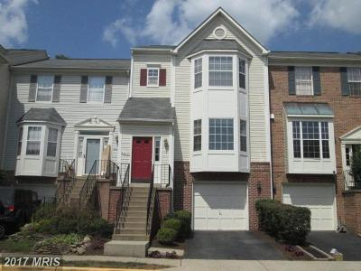 Centreville Rental For Rent: 6876 Kerrywood Circle