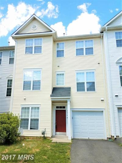 Herndon VA Townhouse For Sale: $359,900