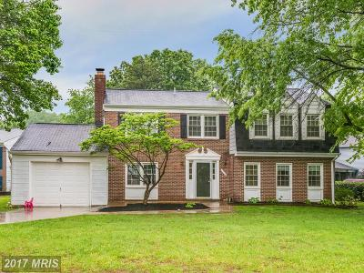Reston, Herndon Single Family Home For Sale: 13363 Keisler Court