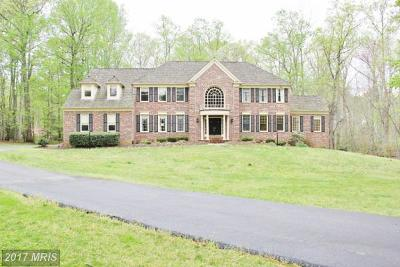 Fairfax Station VA Single Family Home For Sale: $990,000