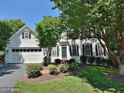 Fairfax VA Single Family Home For Sale: $719,000