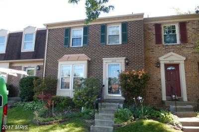 Annandale VA Townhouse For Sale: $384,900