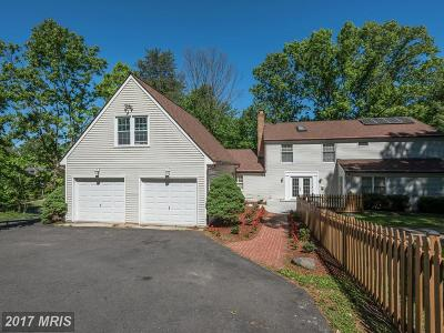 Fairfax, Loudoun Single Family Home For Sale: 10305 Vale Road