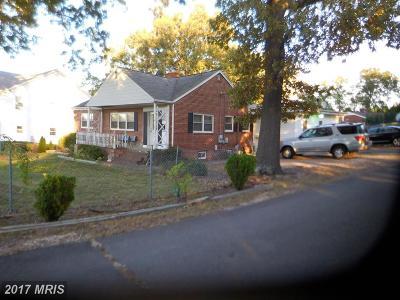 Single Family Home For Sale: 6628 Schurtz Street