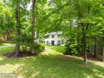 Fairfax Station VA Single Family Home For Sale: $650,000