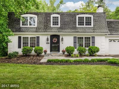 Lorton Single Family Home For Sale: 10738 Anita Drive