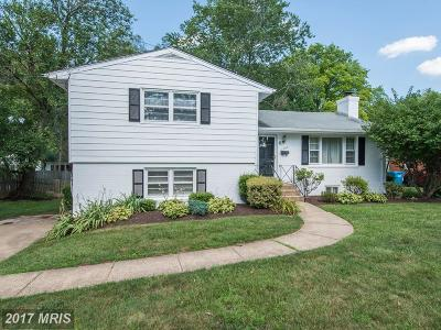 Mclean Single Family Home For Sale: 1703 Westmoreland Street