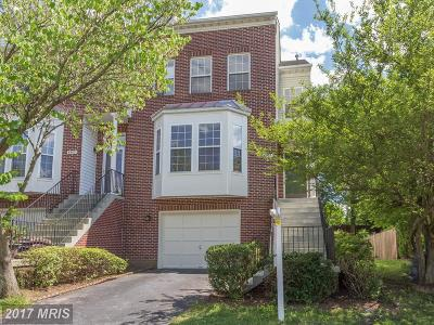 Fairfax Townhouse For Sale: 8909 Royal Astor Way