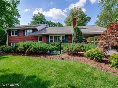 Mclean Single Family Home For Sale: 1415 Mayflower Drive