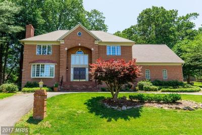 Georgetown Place Single Family Home For Sale: 8011 Greenwich Woods Drive