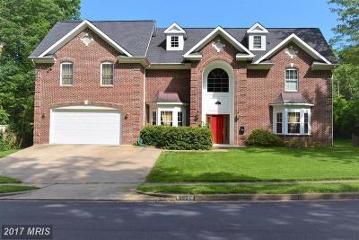 Springfield Single Family Home For Sale: 5539 Earlehurst Street