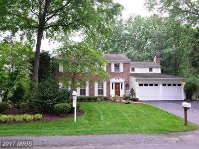 Reston Single Family Home For Sale: 10707 Midsummer Drive