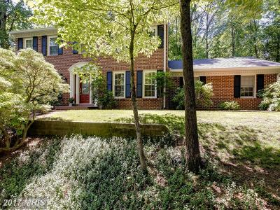 Oakton Single Family Home For Sale: 11003 Langton Arms Court