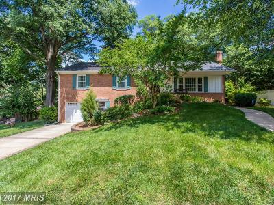 Alexandria Single Family Home For Sale: 2202 Wilkinson Place