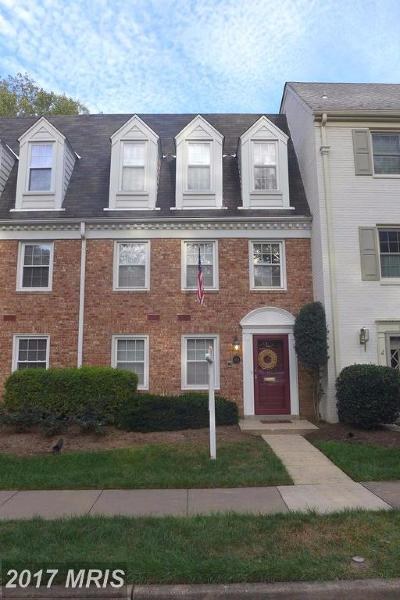 McLean VA Townhouse For Sale: $688,000