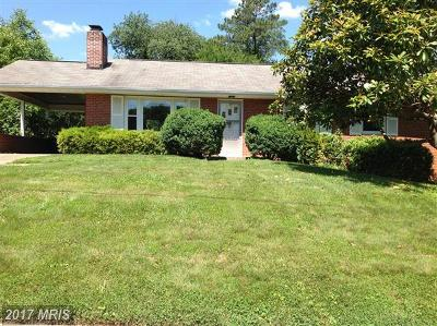 Mclean Single Family Home For Sale: 6528 Dryden Drive