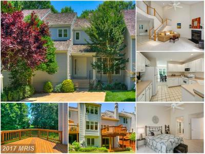 Reston Townhouse For Sale: 1255 Wedgewood Manor Way