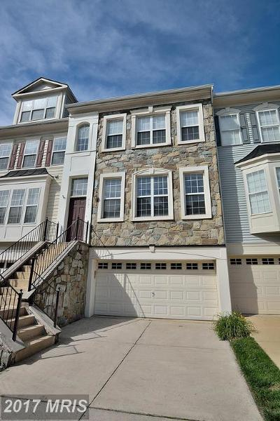 Herndon VA Townhouse For Sale: $460,000