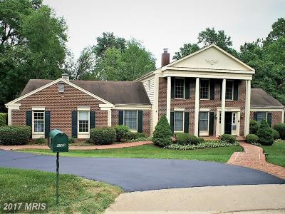 Annandale Single Family Home For Sale: 4709 Randolph Court