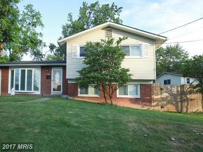 Annandale Single Family Home For Sale: 7461 Madeira Place