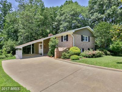 Alexandria Single Family Home For Sale: 2621 Childs Lane