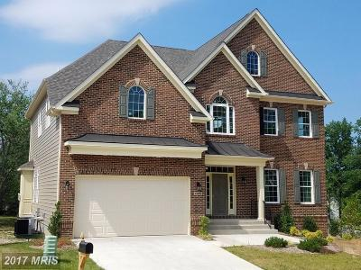 Fairfax Station VA Single Family Home For Sale: $1,037,772