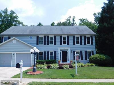 Burke Single Family Home For Sale: 9424 Wooded Glen Avenue