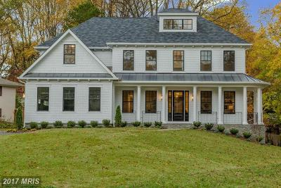 Broyhill Langley Estates Single Family Home For Sale: 7027 Hector Road