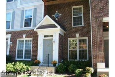 Fairfax Townhouse For Sale: 12653 Fair Crest Court #90