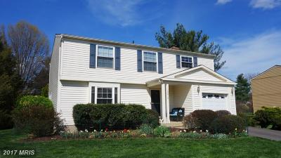 Fairfax Station VA Single Family Home Sale Pending: $669,900