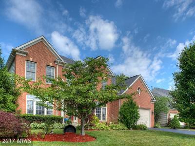 Lorton Single Family Home For Sale: 8596 Crosspointe Glen Court