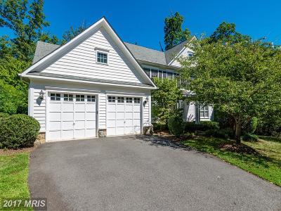 Reston Single Family Home For Sale: 12000 Creekbend Drive
