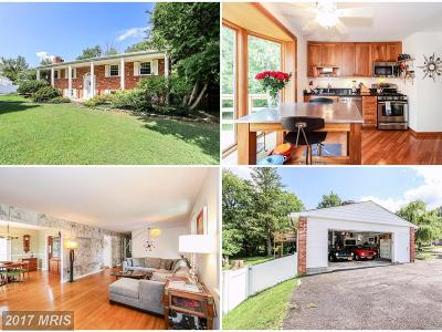 Mclean, Mc Lean Single Family Home For Sale: 1631 Cecile Street
