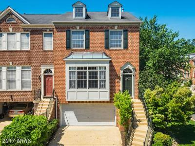 Vienna VA Townhouse For Sale: $799,999