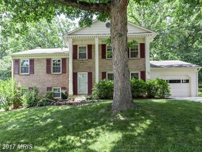 Annandale Single Family Home For Sale: 4318 Wakefield Drive