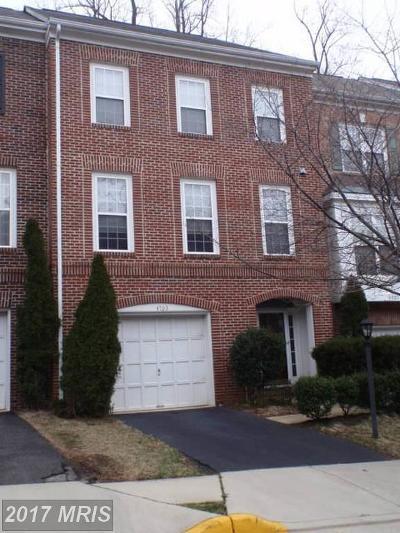 Fairfax Rental For Rent: 4703 Caronia Way