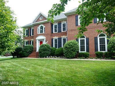Reston Single Family Home For Sale: 1209 Tottenham Court