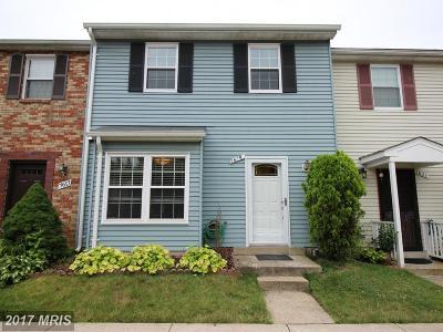 Falls Church Rental For Rent: 7619 Lee Landing Drive