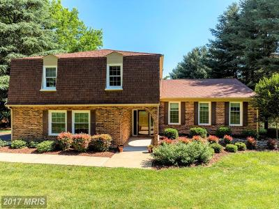 Herndon Single Family Home For Sale: 1562 Dranesville Road