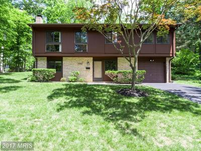 Annandale Single Family Home For Sale: 4102 Yerkes Place