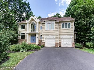 Reston Single Family Home For Sale: 11195 Longwood Grove Drive
